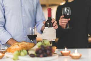 How to remove red wine stains from fabrics